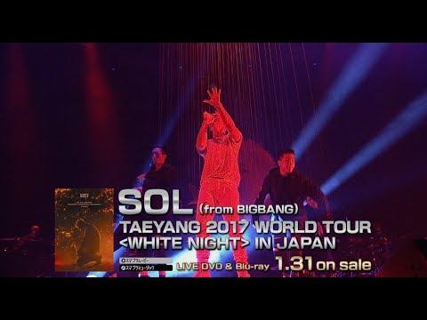 SOL (from BIGBANG) - SO GOOD (TAEYANG 2017 WORLD TOUR [WHITE NIGHT] IN SEOUL)