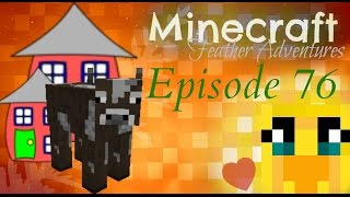 Minecraft PC - Feather Adventures : Cow County! - {76}