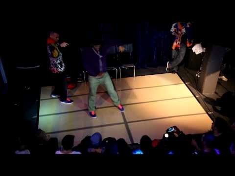 KING CHARLES & BOODILLA - Chicago Footwork Showcase @ STREETCLASH, Jazz Cafe, London