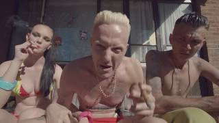 DIE ANTWOORD  BABY39S ON FIRE OFFICIAL