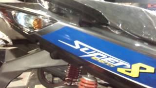 5. Kymco Super 8 Sporty 150