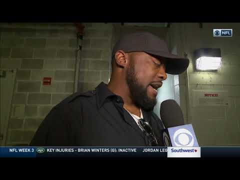 Mike Tomlin And The Steelers Decide Not To Take Trump's Bait (Video)