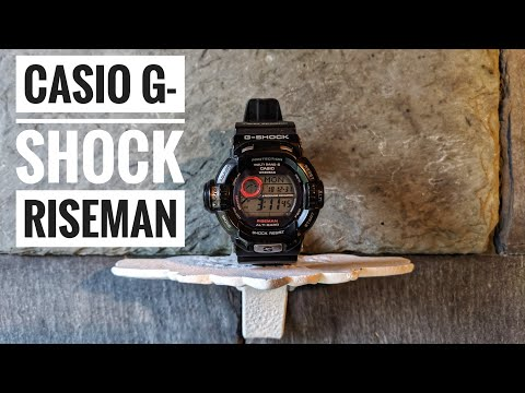Casio G-Shock Riseman Review