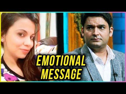 Kapil Sharma's Ex-Manager Neeti Simoes's EMOTIONAL