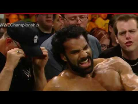 Randy Orton Vs Jinder Mahal Wwe Championship   MONEY IN THE BANK 18 June 2017