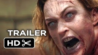 The Damned Official Trailer 1  2014    Peter Facinelli Horror Movie Hd