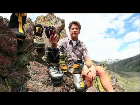 \u202a\u202a\u202aGuide Pick™: Mountaineering Boots With Peter Whittaker (видео)