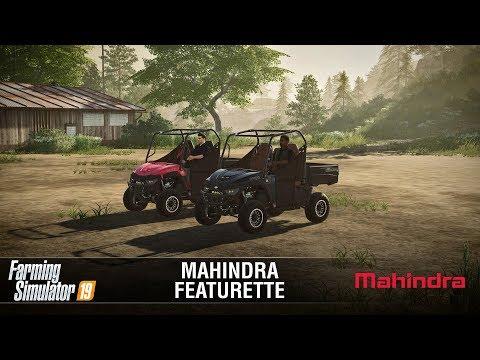 Mahindra Retriever Featurette v1.0