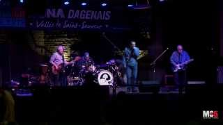 2014 CARL TREMBLAY Kansas City - DAN MARTEL  - 6e, Festival Nuits Blues Laurentides, vendredi 15 aoû