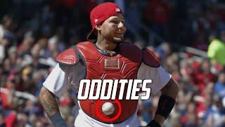 Video MLB | Oddities | Part 2 MP3, 3GP, MP4, WEBM, AVI, FLV Oktober 2018
