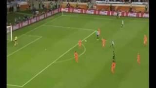 WM 2010: Die Treffer des Diego Forlan