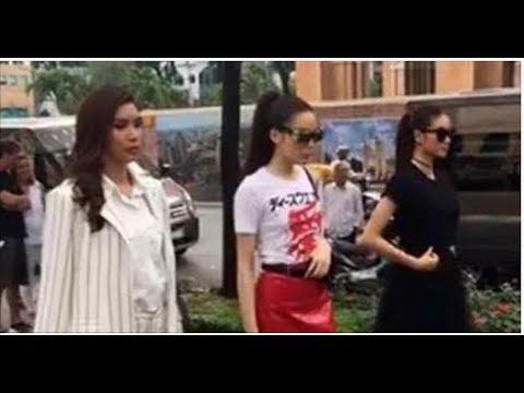 """Phạm Hương – Kỳ Duyên – Minh Tú làm Huấn luyện viên """"The Look"""