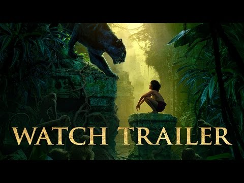 The Jungle Book 2016 Movie Official Trailer
