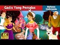 Video Gadis Yang Pemalas | The Lazy Girl Story In Indonesian | Dongeng Bahasa Indonesia