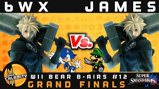 6WX & DMG James – Grand Finals at WBB12 (1/1/16)
