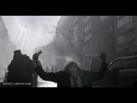Короткометражка Metro: Last Light— Добро пожаловать вметро онлайн