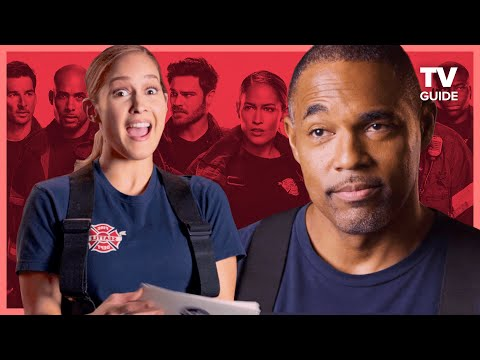 Station 19 Cast Plays Firefighter Trivia