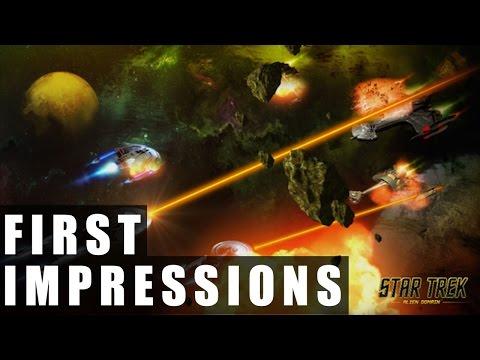 Star Trek Alien Domain Gameplay | First Impressions HD