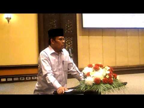 กอรี - Dr.H.Yusnar Yusuf Rangkuti กอรีย์นานาชาติจากประเทศอินโดนีเซีย ในงานอำลานักปราชย์จากประเทศอินโดนีเซีย...