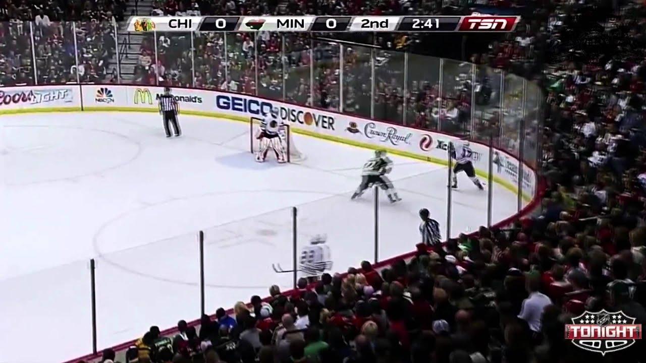 Chicago Blackhawks @ Minnesota Wild Game #3 WCR2 StanleyCup Playoffs 2014