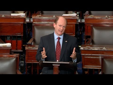 Video - Senator Chris Coons discusses the need for R&D tax credits for small businesses