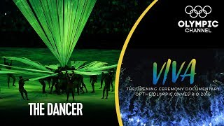 The biggest event on the planet had a true Amazonian touch as a group of 72 dancers used elastic bands to mount typically indigenous braids.Go behind-the-scenes and find out how the Rio 2016 Opening Ceremony was made: http://bit.do/VIVA-ENGSubscribe to the Olympic Channel here: http://bit.ly/1dn6AV5