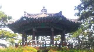 Changwon-si South Korea  city photos gallery : 진해 Jinhae Bay Pagoda, Jinhae-gu, Changwon-si, Korea, April 14th, 2013
