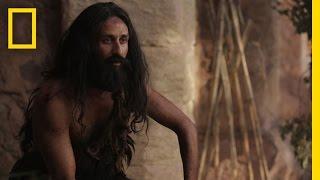 Abhin Galeya on Playing John the Baptist | Killing Jesus