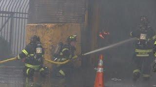 Lyndhurst (NJ) United States  city photos gallery : Lyndhurst NJ Fire Department 3rd Alarm Fire 800 Page Ave