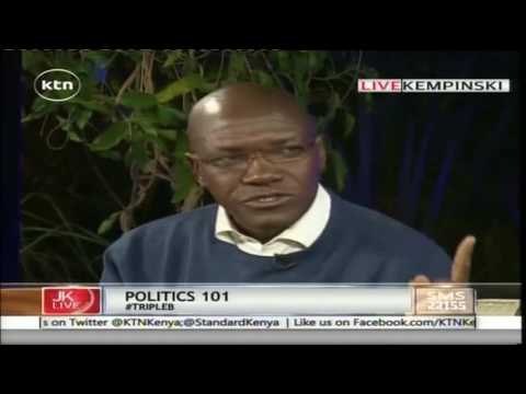 Boni Khalwale: Raila should prepare to take office in 2017. Jubilee has failed terribly