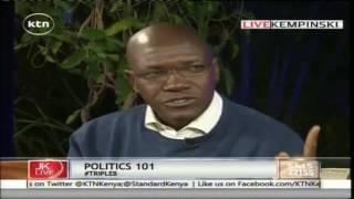Boni Khalwale: Raila should prepare to take office in 2017. Jubilee has failed terribly