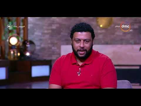 """محمد جمعة يقدم فقرته في """"مساء dmc"""" بطريقة """"عم ضياء"""""""