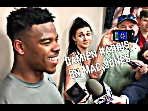 Reporter's Question Irks Alabama RB Damien Harris