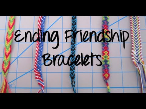 friendship bracelets knitted friendship bracelet tutorial how to make