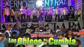 Download Lagu AMOR IMPOSIBLE-POR QUE TE AMO...(D.R.) - LOS CHICOS DE LA CUMBIA - INFIERNO CENTRAL 02-12-16 Mp3