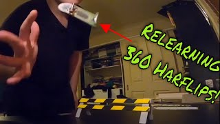 How To Double Hardflip On A Fingerboard