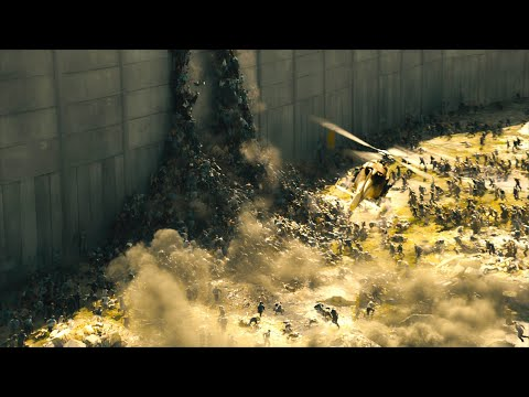 0 World War Z   los zombies corren, el espectador se decepciona