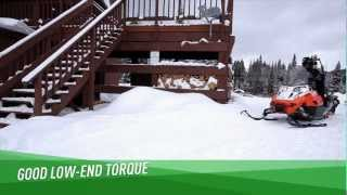 10. 2014 Arctic Cat 5000 Engine