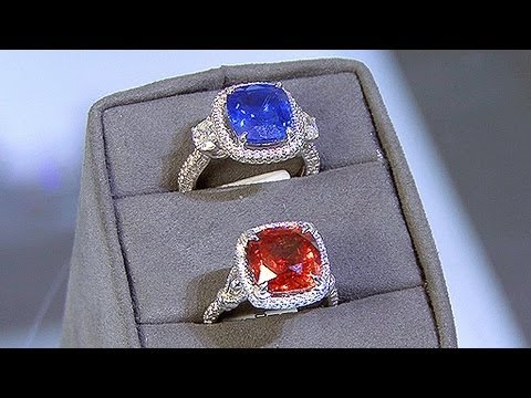 Colored Gemstone Jewelry Care Tips