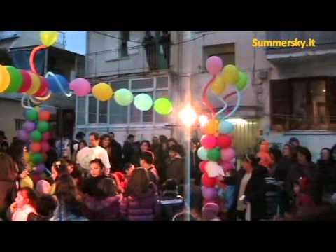 Aspettando Il Carnevale a Forio d'Ischia 13 Febbraio - Prima Parte