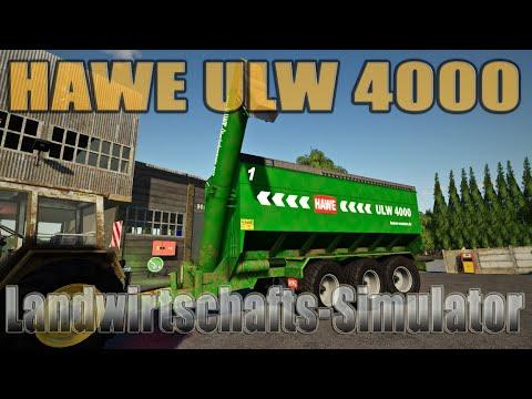Hawe ULW 4000 2019 v1.0