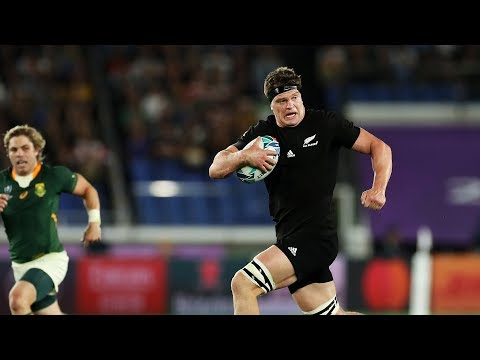 HIGHLIGHTS: All Blacks vs South Africa (Yokohama)