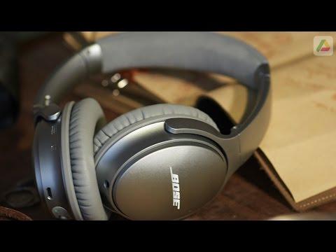 Bose QuietComfort 35 Hands-On & Test