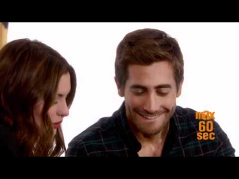 Jake Gyllenhaal - Jake Gyllenhaal sits down with his co-star, Anne Hathaway, to answer a few questions about their new movie, 