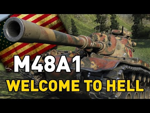 World of Tanks || Welcome to Hell!
