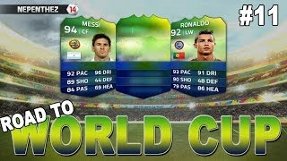 FIFA 14 Ultimate Team - Road To World Cup #11