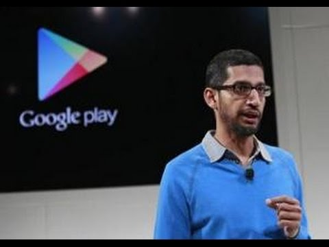 New CEO Sundar Pichai Google India Employees Cheer