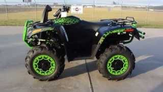 8. $11,599:  2016 Arctic Cat MudPro 700 LTD Limited Overview and Review