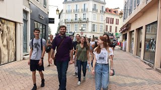 Pau France  city pictures gallery : Study Abroad in Pau, France - USAC Study Abroad Program