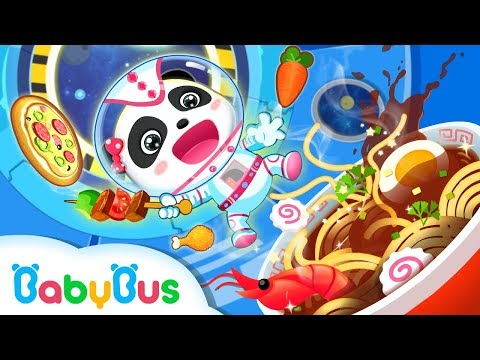 Baby Panda Robot Kitchen | Cooking Game For Kids | Kids Games | Game Trailer | BabyBus Game